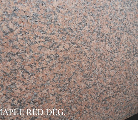 Maple red deg
