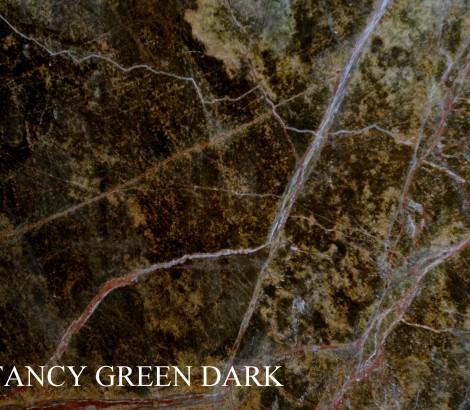 Fancy green dark