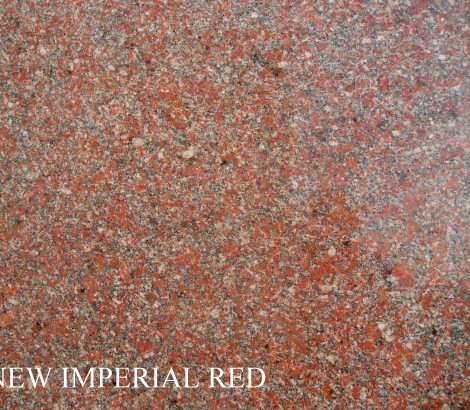 new imperial red